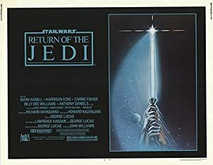 STAR WARS: EPISODE VI - RETURN OF THE JEDI - Authentic Original 28