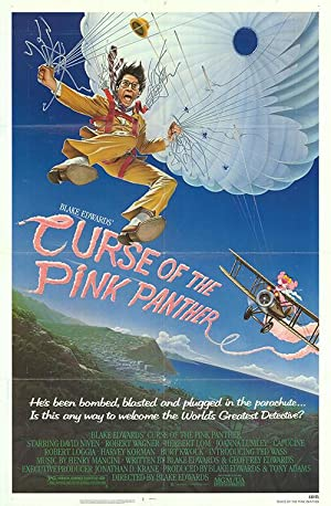 Curse of the Pink Panther - Authentic Original 27