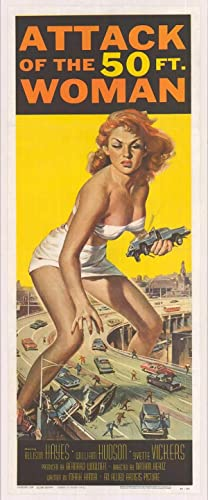 Attack of the 50 Foot Woman -