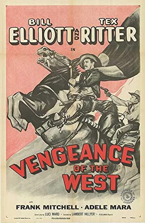 Vengeance of the West - Authentic Original 27
