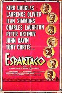 """Spartacus - Authentic Original 27"""" x 40"""""""