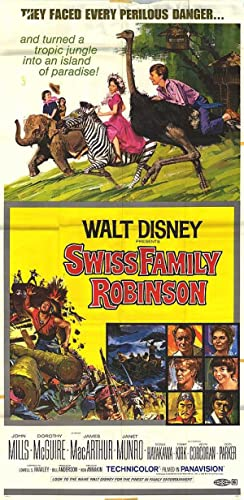 Swiss Family Robinson - Authentic Original 41