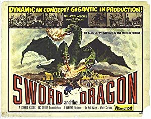 Sword And The Dragon - Authentic Original 28
