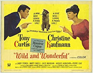 "Wild And Wonderful - Authentic Original 28"" x 22"" Folded Movie Poster"