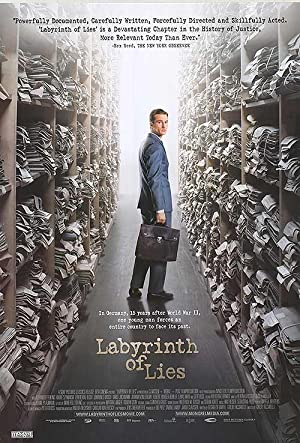Labyrinth of Lies - Authentic Original 27""