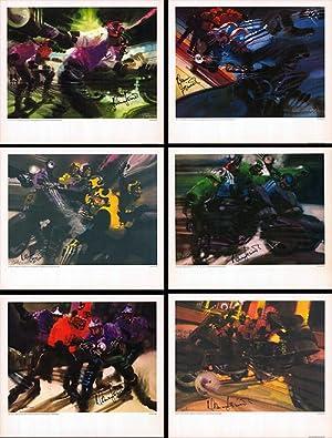 """Rollerball - Authentic Original 38.4"""" x 50.1"""""""