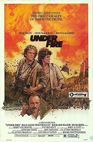 Under Fire - Authentic Original 27