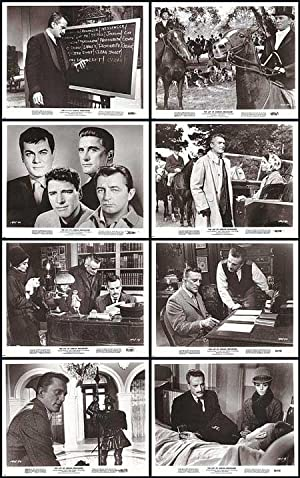 "List Of Adrian Messenger - Authentic Original 10"" x 8"" Movie Poster"