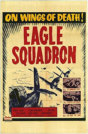 Eagle Squadron - Authentic Original 27