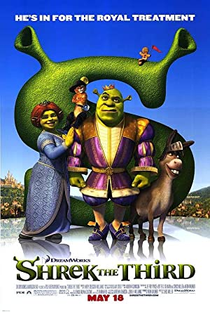 Shrek The Third - Authentic Original 27