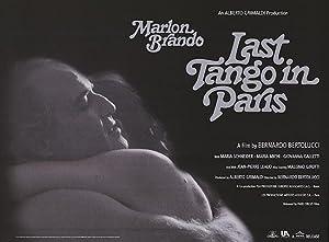 """Last Tango In Paris - Authentic Original 40"""" x 30"""" Movie Poster"""