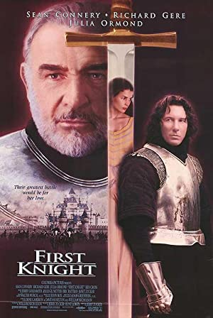First Knight - Authentic Original 26.75