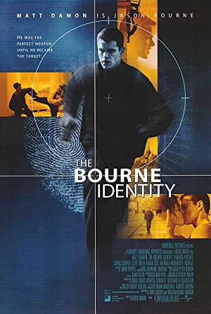 Bourne Identity - Authentic Original 27