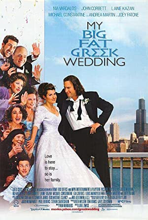 My Big Fat Greek Wedding - Authentic Original 27