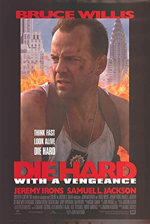 Die Hard With A Vengeance - Authentic Original 27