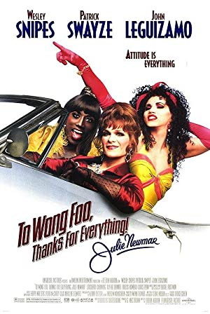 To Wong Foo Thanks For Everything Julie Newmar - Authentic Original 27