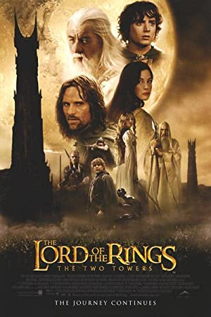Lord Of The Rings: The Two Towers - Authentic Original 27