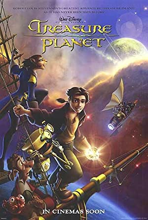 Treasure Planet - Authentic Original 27