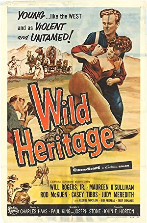 "Wild Heritage - Authentic Original 27"" x 41"" Folded Movie Poster"