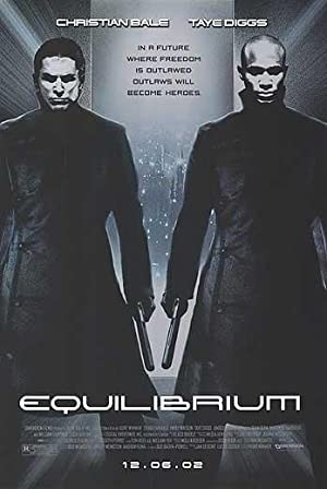 Equilibrium - Authentic Original 27