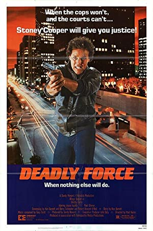 Deadly Force - Authentic Original 27