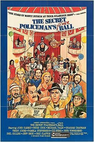 Secret Policeman's Other Ball - Authentic Original