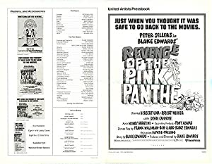 Revenge of the Pink Panther - Authentic