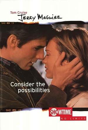 "Jerry Maguire - Authentic Original 27"" x 39.75"" Movie Poster"