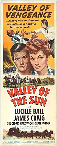 Valley of the Sun - Authentic Original 14
