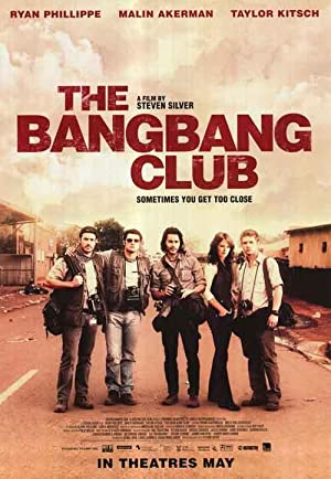 Bang Bang Club - Authentic Original 27
