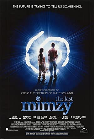 Last Mimzy - Authentic Original 27