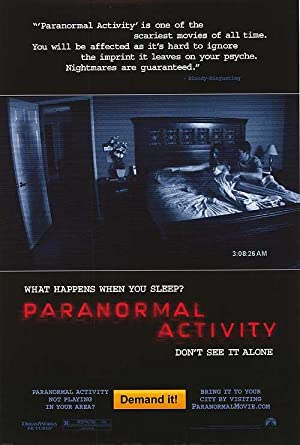 Paranormal Activity - Authentic Original 27