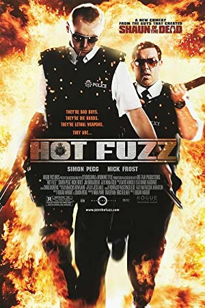 Hot Fuzz - Authentic Original 26.75