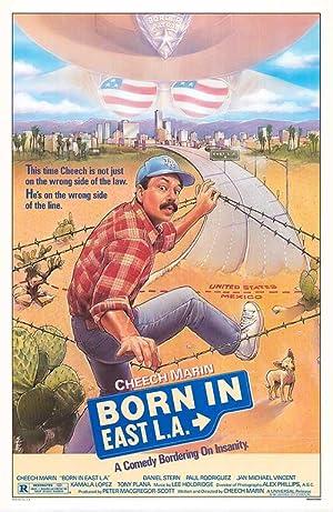 "Born in East L.A. - Authentic Original 27"" x 41"" Movie Poster"