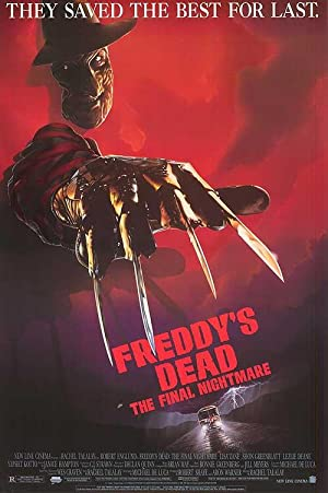 Freddy's Dead: The Final Nightmare - Authentic Original 27