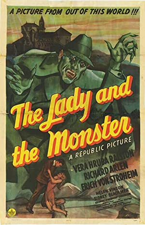 Lady and the Monster - Authentic Original 27