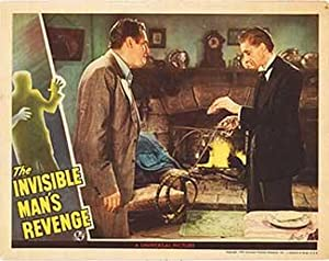 Invisible Man's Revenge - Authentic Original 14