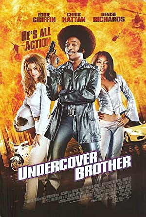Undercover Brother - Authentic Original 27
