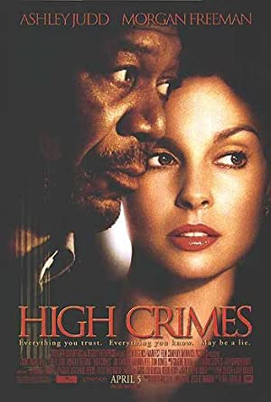High Crimes - Authentic Original 27