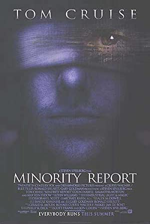 Minority Report - Authentic Original 27