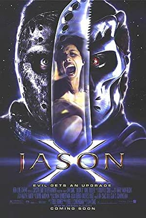 Jason X - Authentic Original 27