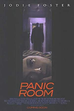 Panic Room - Authentic Original 27