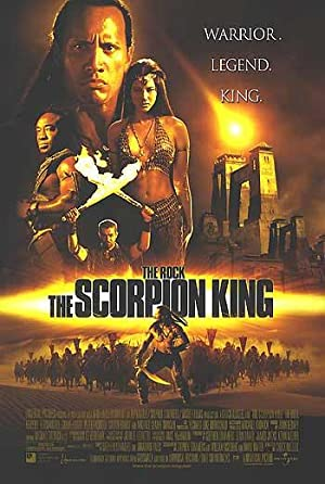 Scorpion King - Authentic Original 27