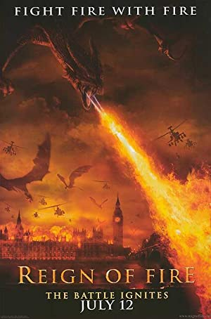 Reign Of Fire - Authentic Original 27