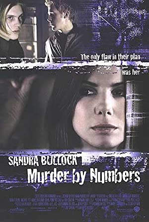 Murder By Numbers - Authentic Original 27