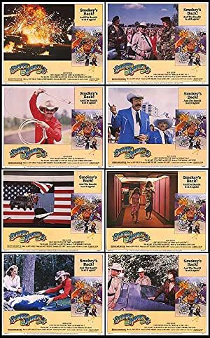 Smokey and the Bandit 3 - Authentic Original 14