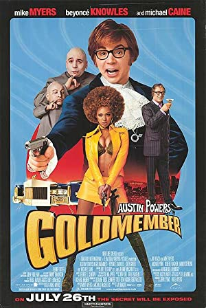 Austin Powers in Goldmember - Authentic Original 27