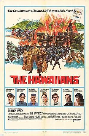 "Hawaiians - Authentic Original 27"" x 41"" Folded Movie Poster"