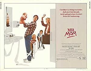 Mr. Mom - Authentic Original 28