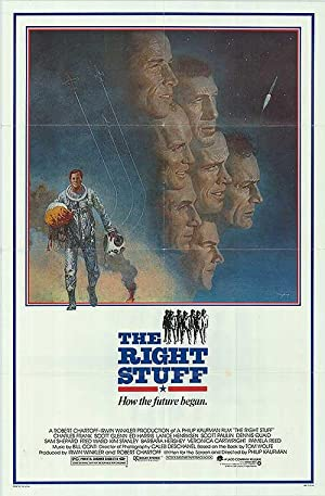 Right Stuff - Authentic Original 27